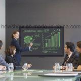 Howshow Digital sin papel tarjeta de escritura del LCD de 57 pulgadas para la reunión