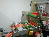 Cer-Standardflachbettkennsatz-stempelschneidene und faltende Maschine