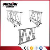 Fascio di alluminio quadrato pieghevole dello zipolo di Shizhan