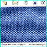 Überzogenes Oxford doppeltes Gewebe 100% des Polyester-PU/PVC des Yard-1680d