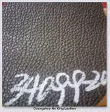 Синтетическая кожа PVC PU для крышки места автомобиля, софы, более дальнейшей