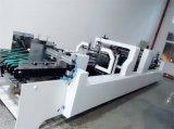 Cadena de producción automática del rectángulo del cartón plegable pegando la máquina (GK-780G)