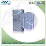 Quilha de aço clara galvanizada metal da divisória da parede interior (teto)