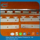 Тип вообще комплекты Cn рельса в 1 метр веек приспособления утюга для занавесов прокладки двери пластмасс PVC
