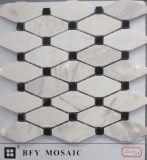 Мозаика строительного материала каменная в мраморе (FYSL365)
