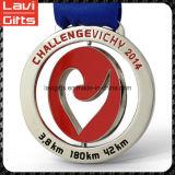 Nuevo diseño de metal de encargo Ejecución de medallas del Premio