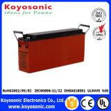 batteria di telecomunicazione terminale anteriore di accesso della parte anteriore di batteria di 12V 80ah