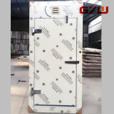 Porte en acier de /Interior de porte de /Flush de porte pour l'entreposage au froid