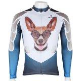Куртка спортов способа любимчика сделанная по образцу Corgi покрывает втулка Breathable быстро сухой задействуя Джерси людей длинняя