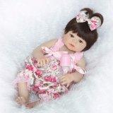 卸し売りシリコーンの生まれ変わるベビードールのビニールの人形の実質の赤ん坊のおもちゃ
