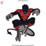 Distintivo ricamato dell'uomo di ragno per gli indumenti (YH-EB146)