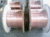 Медь высокого качества покрыла алюминиевый провод CCA