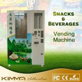 Alimento quente e máquina de Vending fresca da pizza com elevador