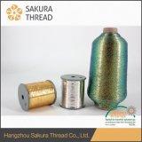 Oro / plata Mh tipo hilo metálico para bordado o tejer