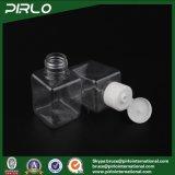 70ml vierkante Plastic Fles met Tik GLB voor de Flessen van de Lotion van het Huisdier van de Shampoo