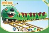 Paseo de atracciones para niños Caterpiller Roller Coaster Rides for Sale
