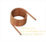 Bobine de tube de cuivre d'inducteur d'air de la Chine rf