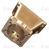 CNC die de Bijkomende Delen van het Aluminium van de Orde van Deel OEM/ODM machinaal bewerken