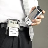 Mini impresora la termal SMS de Woosim Porti-S30/40 para los móviles Bluetooth