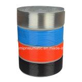ポリウレタン空気の黒いプラスチック管(6.5*10mmの90海岸A)