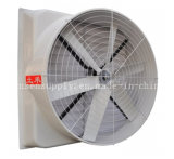 Exaustor industrial do ventilador do cone do ventilador do vidro de fibra da oficina FRP