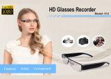 Беспроволочная миниая камера Eyeglasses видеозаписывающего устройства V13 1080P цифров