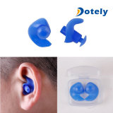 Enchufes de oído impermeables para la natación