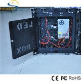Örtlich festgelegte Installation Innenfarbenreicher Bildschirm LED-P4 mit hoher Auflösung