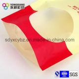Fastfood- Aluminiumfolie Doypack Beutel mit Reißverschluss für getrockneten Blumen-/Frucht-Tee