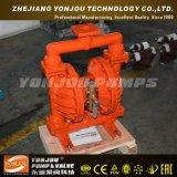 Pompa pneumatica delle acque luride del diaframma di Yonjou