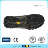 Отлитые в форму валики ЕВА Midsole и ботинки безопасности стабилности
