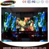 Écran à LED Vivid-Picture de logement à petite épaule intérieur P2 HD