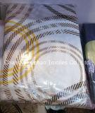 많은 도매 공장 또는 면 물자 누비질 직물 현대 침대보 침구 고정되는 침대 덮개 장