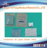 Spugne sterili mediche promozionali di laparotomia