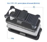 PC neuf 2 de l'hybride TPU dans 1 cas protecteur de couverture d'armure de cas pour Samsung J7