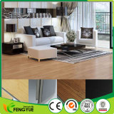 PVC 상업적인 장식적인 목제 패턴 실내 사용 제동자 시스템 지면