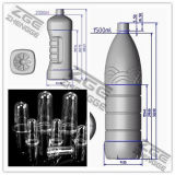 ペット吹く型機械、機械を作るプラスチック油壷