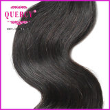 Penteados naturais do casamento da alta qualidade 100% para o cabelo longo
