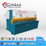 Machine de tonte de la compensation 4X6000 de QC12y, machine de tonte de plaque d'épaisseur de 4mm