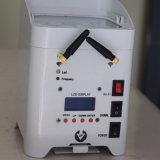 La IGUALDAD ULTRAVIOLETA sin hilos de la potencia de batería de WiFi DMX RGBWA LED puede encenderse
