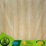 Papel de madera del grano para el suelo y muebles decorativos
