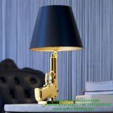 Lampe de table contemporaine décorative Lampe de table (GT-7048-1)