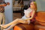 Cer-Bescheinigung-volles Silikon-reale Geschlechts-Puppe 148 cm mit MetallSkeleton Geschlechts-Spielzeug