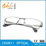 Spätester Entwurf Voll-Rahmen Titanbrille Eyewear optische Glas-Rahmen (9328)