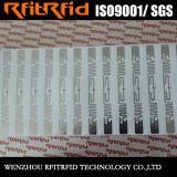 무료 샘플은 공급망 관리를 위한 UHF RFID 상감세공을 방수 처리한다