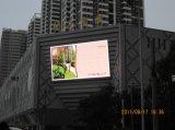 Im Freien farbenreicher örtlich festgelegter Bildschirm LED-P10 für das Bekanntmachen