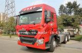 Caminhão resistente principal do trator do caminhão 340HP do trator