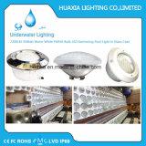 Luz subacuática de la piscina de la alta calidad AC/DC12V 35W RGB LED PAR56 del precio de fábrica