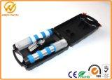 De Gloed van de Weg van de Macht van hoge batterijkabels van de AMERIKAANSE CLUB VAN AUTOMOBILISTEN van de Helderheid 3PCS