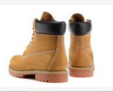 Caricamenti del sistema di deserto poco costosi impermeabili della caviglia del sottopiede respirabile antiabrasione di cuoio della pelle scamosciata